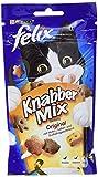 Felix Knabber Mix Original Katzensnack, 8er Pack (8 x 60 g)