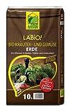 LA'BIO! Bio Kräuter- und Gemüseerde 10l