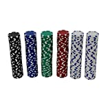 300 Piece Poker Chip Set in Aluminium Case by Gift Universe Ltd