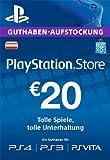 PSN Guthaben-Aufstockung 20 € [PSN Code für österreichisches Konto]