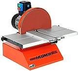 Hegner Scheibenschleifmaschine HSM 300, Schleifscheiben-Durchmesser 300 mm, 6400000