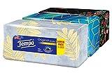 Tempo Taschentücher Original Trio-Box, 4-lagige Tempos in praktischer Tücherbox mit tollem Design,...