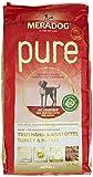 MERADOG PURE Adult Trockenfutter I Hundefutter ohne Getreide und glutenhaltige Zutaten für sensible...
