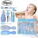 Babypflege Set, Kapmore 10PCS Baby Gesundheits Set Pflegeset Baby Set Avent für Babys und...