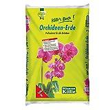 Orchideenerde 5 Liter – Spezialerde für Orchideen mit Spaghnum-Moos – Profisubstrat aus...