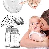 Elektrische Milchpumpe -Delicacy®Dual Brustpumpe Stillen Automatische Massage nach der...