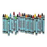 Sharplace 24 Farben Wachsmaler Wachsmalstifte Wachsmalkreiden Crayon Set für Kinder Malerei...