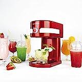 Eismaschine Slusheis und Crushed-Eis Maschine in einem 30W ( Wählbare Eiskonsitenz, für Drinks,...