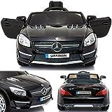 simron Mercedes-Benz SL-63 AMG Cabriolet Ride-On 12V Elektro Kinderauto Kinderfahrzeug Kinder...