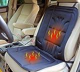 ObboMed SH-4150F 12V 45W Beheizbare Sitzauflage Sitzkissen mit Premium Zigarettenanzünderstecker...
