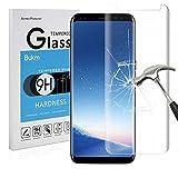 Galaxy S8 Plus Schutzfolie Panzerglas, Bukm Samsung Galaxy S8 Plus Panzerglas Glas...