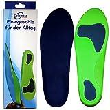 Orthopädische Einlegesohle / Schuhsohlen / Schuheinlage Größe XL 46 - 48 Sport-Einlegesohlen...