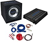 Crunch CBP1000 – Car Audio-Verstärker (Black, 50 – 250 Hz, 50 – 250 Hz,...