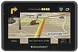 Blaupunkt TravelPilot 55 ACTIVE EU LMU - Navigationssystem mit Aktiv-Halter, kapazitives Echtglas...