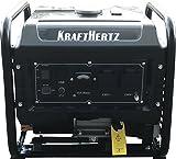 KRAFTHERTZ® 3300 Watt Inverter Stromerzeuger 1 Phase, USB Anschlüsse , Smart Ladestation (INVERTER...