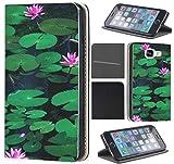 CoverFix Premium Hülle für Apple iPhone 8 Flip Cover Schutzhülle Kunstleder Flip Case Motiv (552...
