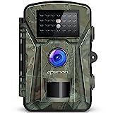APEMAN Wildkamera 12MP 1080P mit Infrarot-Nachtsicht bis zu 65 Fuß/20 m IP66 Spray Wasserdicht für...