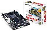 Gigabyte GA-78LMT-S2 Mainboard Sockel AM3+ (micro-ATX, AMD 760G/SB710, 2x DDR3 Speicher, 4x SATA II,...