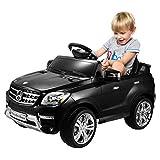 COSTWAY Elektro Kinderauto Lizenz Mercedes-Benz ML350 Elektroauto Kinderfahrzeug Elektrofahrzeug mit...