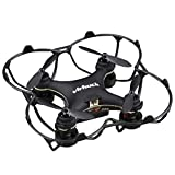Virhuck GB202 Mini Pocket Quadcopter Drone, 2,4 GHz, 6 AXIS GYRO, 3 Speed Mode, 3D Rotation, 360...