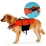Ploopy Light Weight Haustier Hundeschwimmweste Schwimmsicherheitsweste, Nacht reflektierende...