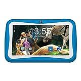 Kivors Kids Kinder Tablet 1G RAM Und 8G ROM-Speicher Android Quad Core 1.2 GHz Mit Spezialangebot 7...