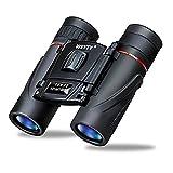 Fernglas, WeyTy 10X22 Mini kompakte faltbare Ferngläser Teleskope HD Hohe Vergrößerung Binoculars...