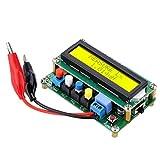 Qotone LC100-A Digital LCD Hohe Präzision Induktivität Kapazität L / C Meter Kondensator Test...