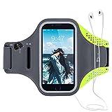 CE-Link Sport Armband iPhone,Android Sportarmband Hülle Handytasche Schweißfest Running Armtasche...