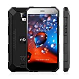 Nomu S10 PRO Smartphone Ohne Vertrag Outdoor Handy mit Dual SIM 5.0 Zoll, 4G Android 7.0, 3GB RAM +...