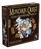 Pegasus Spiele 51950G - Munchkin Quest, Das Brettspiel