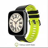 Sport Smart Armbanduhr Aktivitätstracker Fitness Tracker Watch Uhr Sport uhr Anti-Verlust...