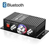 Mini HiFi Verstärker Bluetooth 12V TTMOW 2 x 30W Stereo Audio Amplifier Bass Kanal Audio Endstufe...