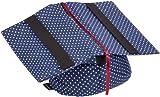 Leselotte 11304 Pünktchen Buchstütze, blau