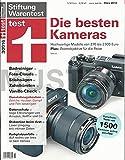 Stiftung Warentest - test - Ausgabe 3 - März 2016: Die besten Kameras Hochwertige Modelle von 270...