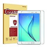 OMOTON Displayschutzfolie für Samsung Galaxy Tab A 9.7, panzerfolie mit [2.5Dabgerundete Kanten ]...