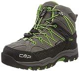 CMP Unisex-Kinder Rigel Mid Trekking- & Wanderstiefel Grau (Tortora-Edera 16pc) 32 EU