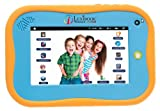 Lexibook Tablet Junior MFC270DE 17,8 cm (7 Zoll) Tablet-PC (Rockchip, 1GB RAM, 4GB HDD, WiFi,...
