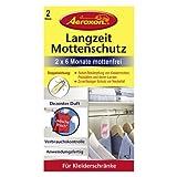 2x Aeroxon Langzeit Mottenschutz Mottenfrei Schutz