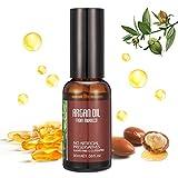 Skymore Arganöl Haaröl, Haarserum mit Moroccan Oil,Intensive Pflege und Hitzeschutz für Trockene...