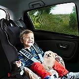Aodoor (2er-Pack) Sonnenschutz Auto für Kinder, Hunde und Babys , Sonnenblende Autos blockt mehr...