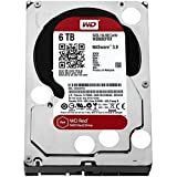 WD Red 6TB interne Festplatte SATA 6Gb/s 64MB interner Speicher (Cache) 8,9 cm 3,5 Zoll 24x7 5400Rpm...