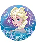 Essbarer Kuchenaufleger Elsa Frozen