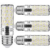 LED 15W Entspricht Glühbirnen 120W Nicht LED Mais Glühbirnen E27 dimmbar 6000K Kaltweiß 1500Lm...