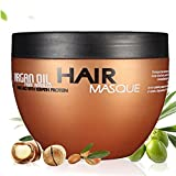 Skymore Argan Oil Haar-Maske, Marokko Öl Haarcreme, Conditioner für intensive Haarpflege, mit...