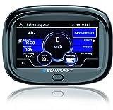 Blaupunkt MotoPilot 43 EU LMU Motorrad Navigation, 4,3 Zoll (10,7 cm) Display, Kartenmaterial...