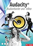 Audacity® Audiorekorder und –editor - Ihr professionelles Tonstudio zum Aufnehmen, Bearbeiten und...