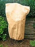 1-5x Pflanzenschutzhaube Winterschutzhaube Pflanzenschutz Wachstumsfolie Winter (4)