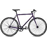 700c Fuji Bikes Declaration Fixie Singlespeed Fixed Gear Bike für Damen ca 155 - 175 cm,...