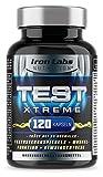 TEST XTREME® - Hardcore Booster | Nahrungsergänzungsmittel mit Aminosäuren, Zink & Vitamin D...